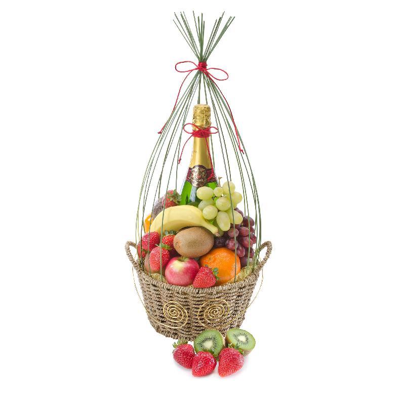 Bouquet de fleurs Fruit Tingle