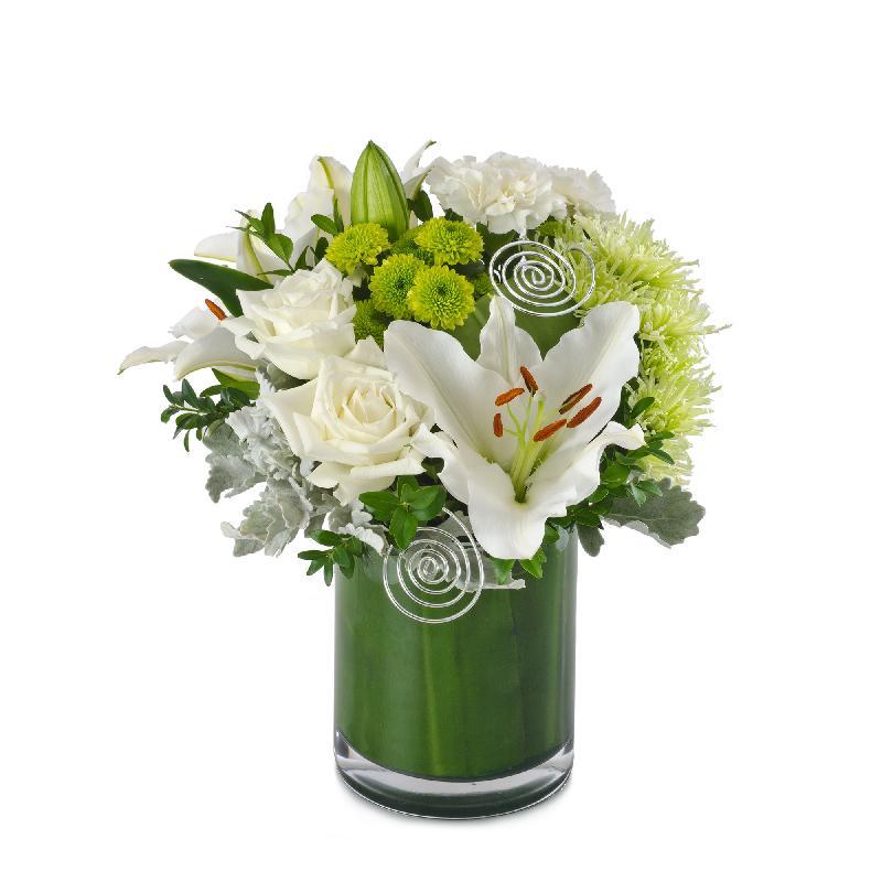 Bouquet de fleurs Devotion