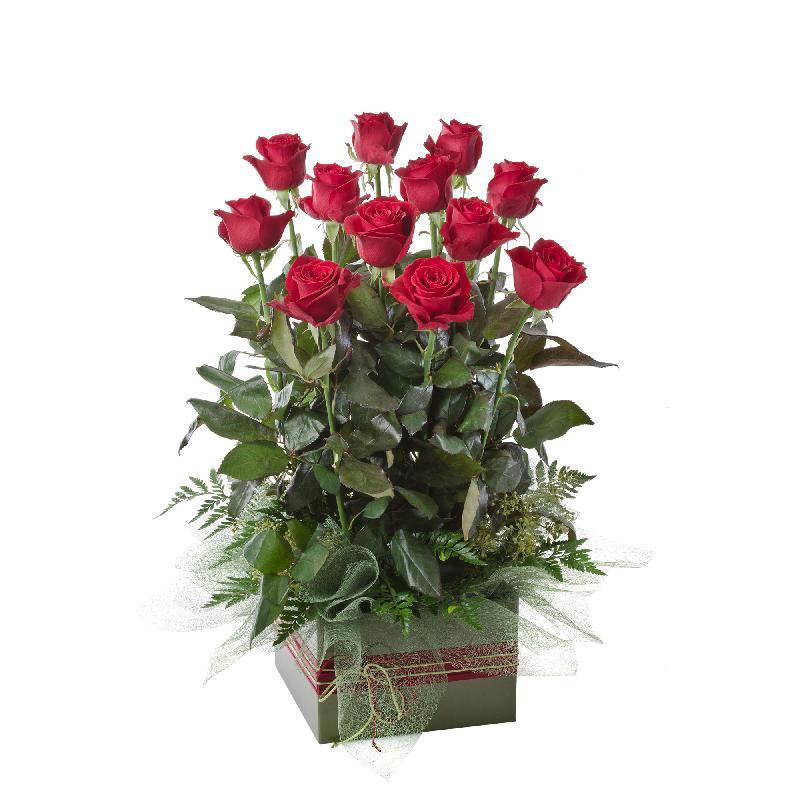 Bouquet de fleurs Now & Forever