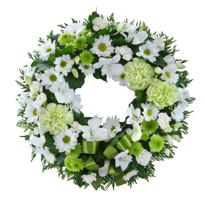 Bouquet de fleurs Eternity