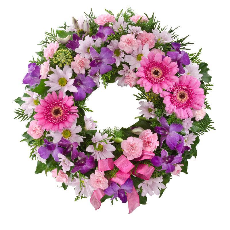 Bouquet de fleurs Contemplation