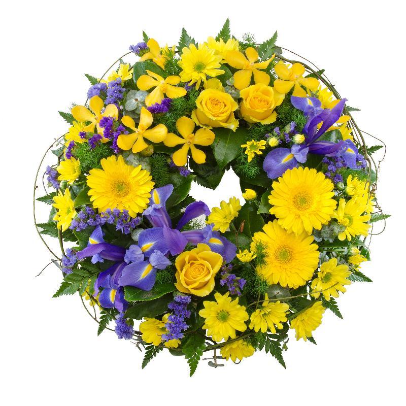 Bouquet de fleurs Faith
