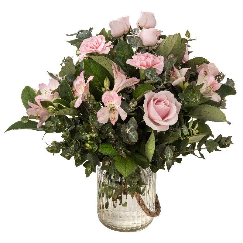 Bouquet de fleurs Happy Harvest