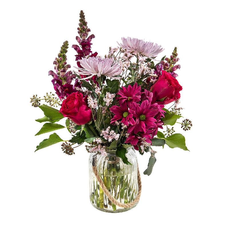 Bouquet de fleurs Beatrix