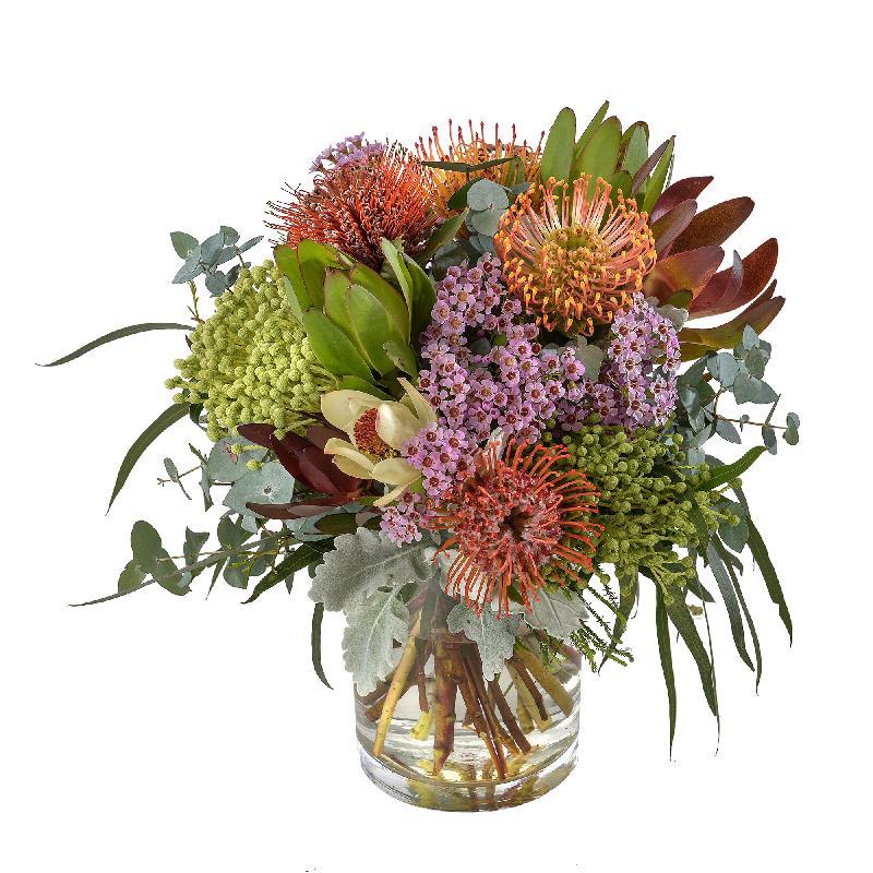 Bouquet de fleurs Mindy