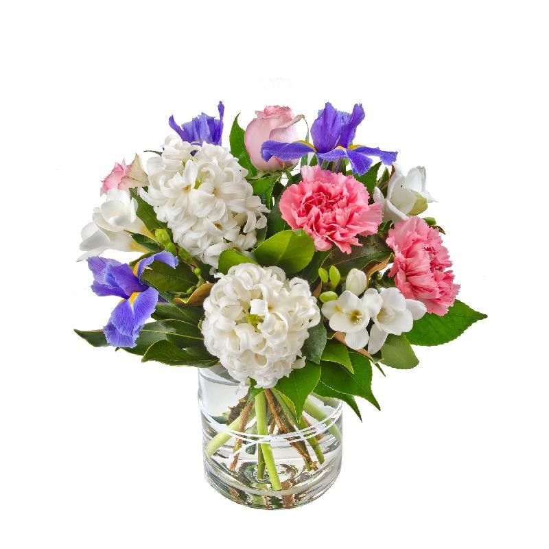 Bouquet de fleurs Camille
