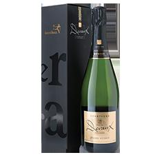 Bouquet de fleurs Champagne Devaux Interflora