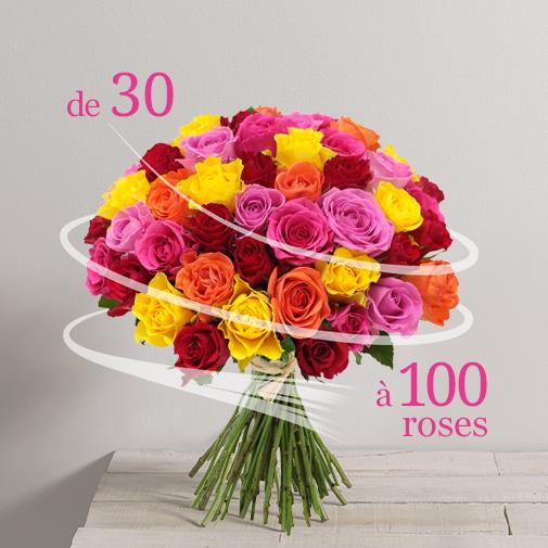 Fleurs et cadeaux Brassée sur-mesure
