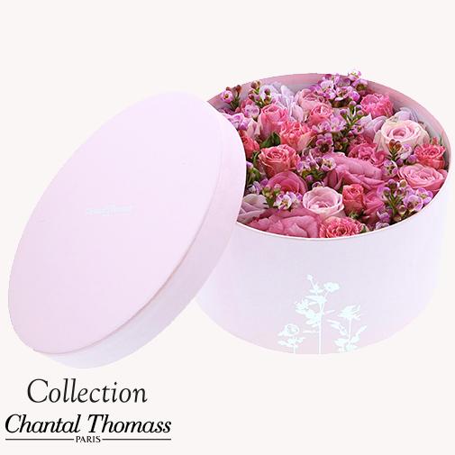 Bouquet de fleurs Glam'roses