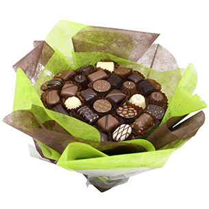 Bouquet de chocolat - interflora