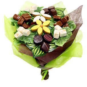Fleurs et cadeaux Bouquet des gourmands Pâques