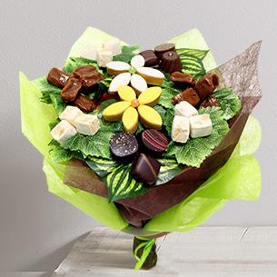 Fleurs et cadeaux Bouquet des gourmands Collection Homme Gourmand
