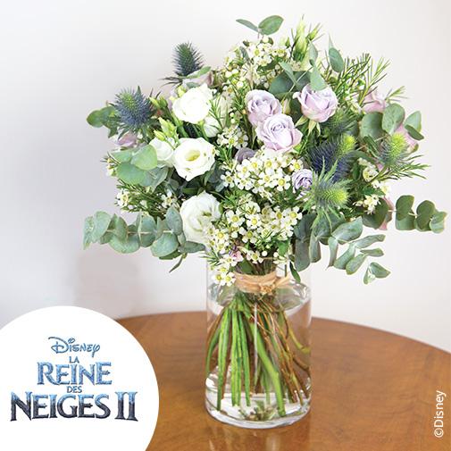 Bouquet de fleurs Elsa