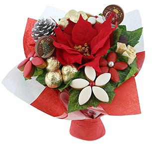 Fleurs et cadeaux Noël Gourmand Noël