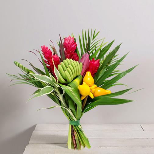 Tropical rapidit remise en main propre en de 4h for Fleuriste livreur