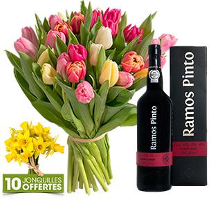 b2805fb2db1f Idée cadeau - Livraison coffret cadeau fleurs   Interflora
