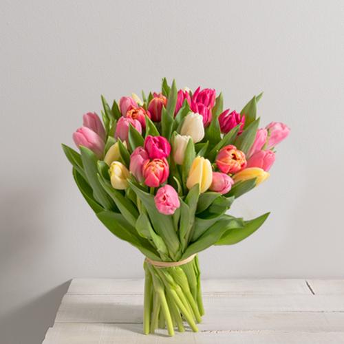 Fleurs et cadeaux Brassée de tulipes