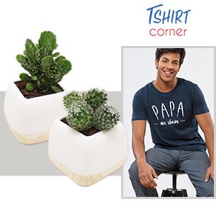 Cactus et son t-shirt