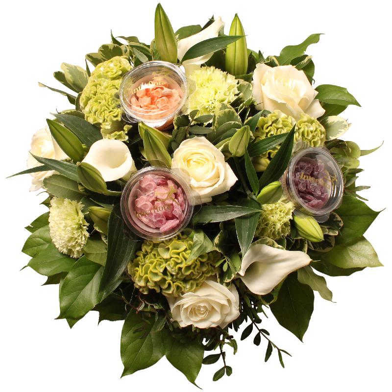 Bouquet de fleurs Marie-Louise