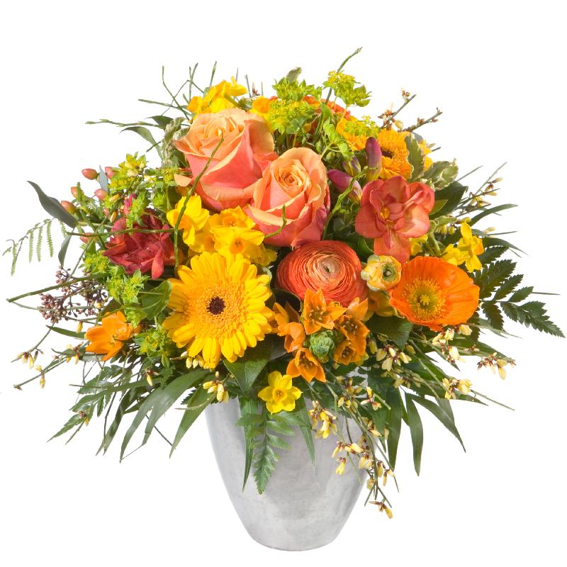 Sunny Spring Bouquet