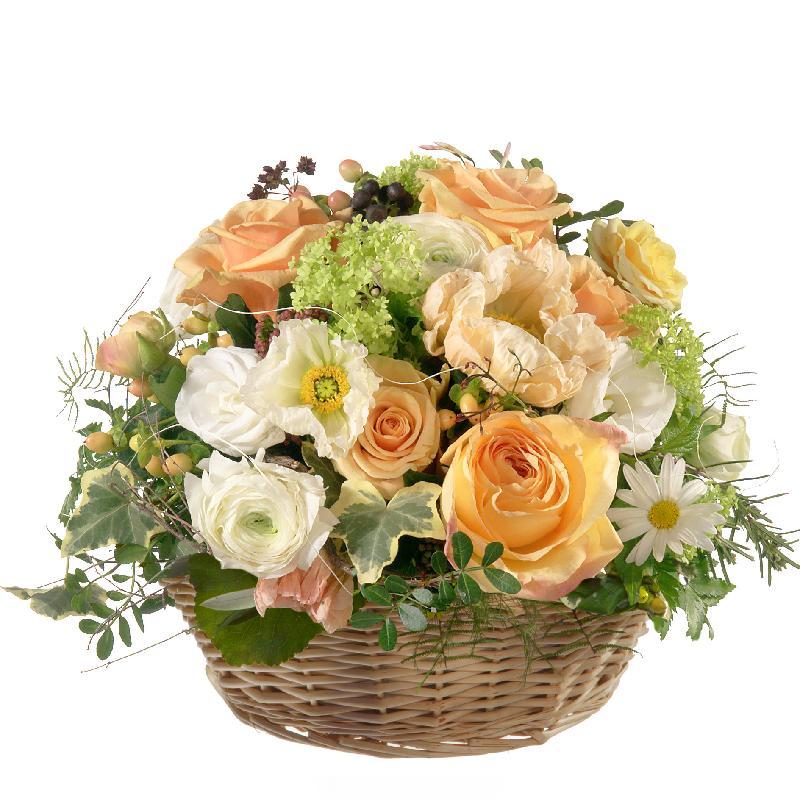 Romantic Floral Reverie