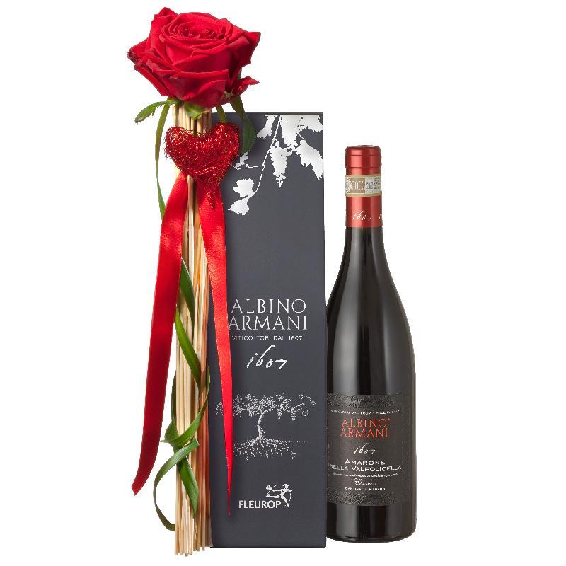 Sweet Nothings: with  Amarone Albino Armani  DOCG (75cl)