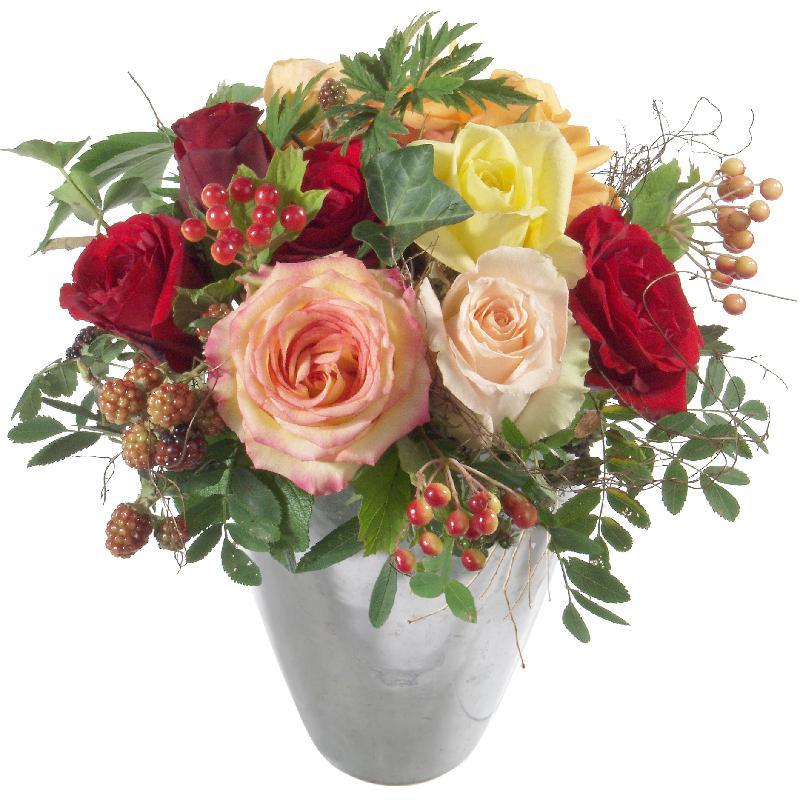 Bouquet de fleurs Magic of Roses