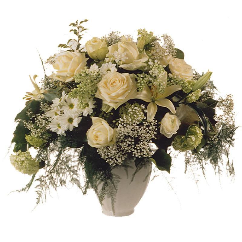 Bouquet de fleurs Bouquet: with Deepest Sympathy