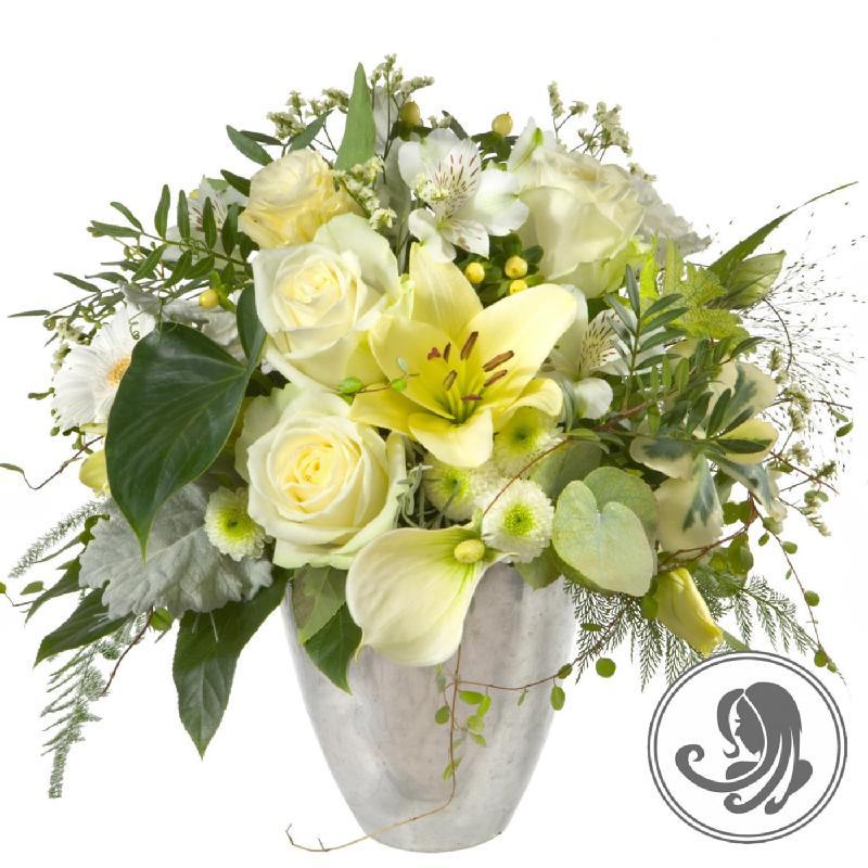 Bouquet de fleurs Bouquet Virgo (24.08. - 23.09.)