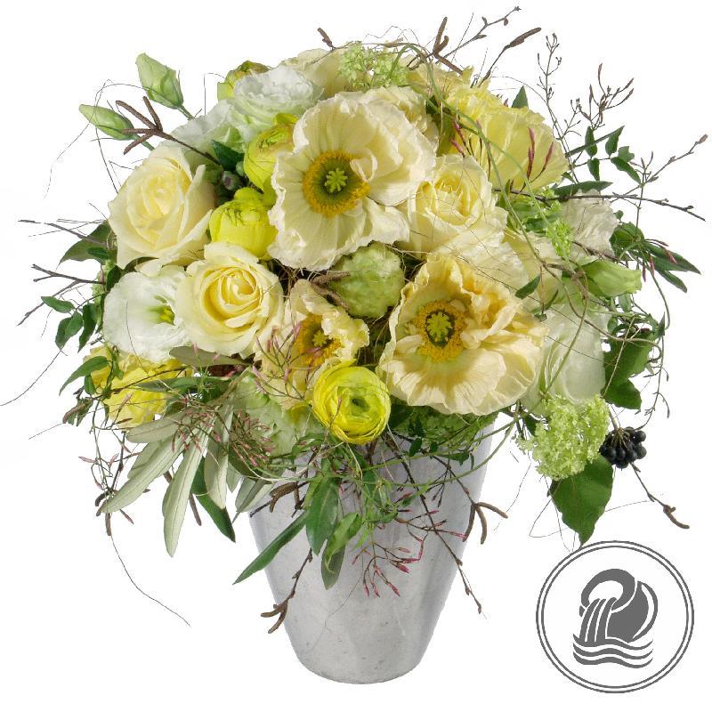 Bouquet de fleurs Bouquet Aquarius (21.01. - 19.02.)