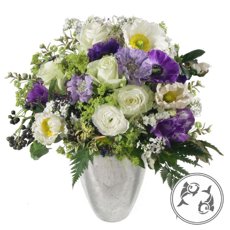 Bouquet de fleurs Bouquet Pisces (20.02. - 20.03.)