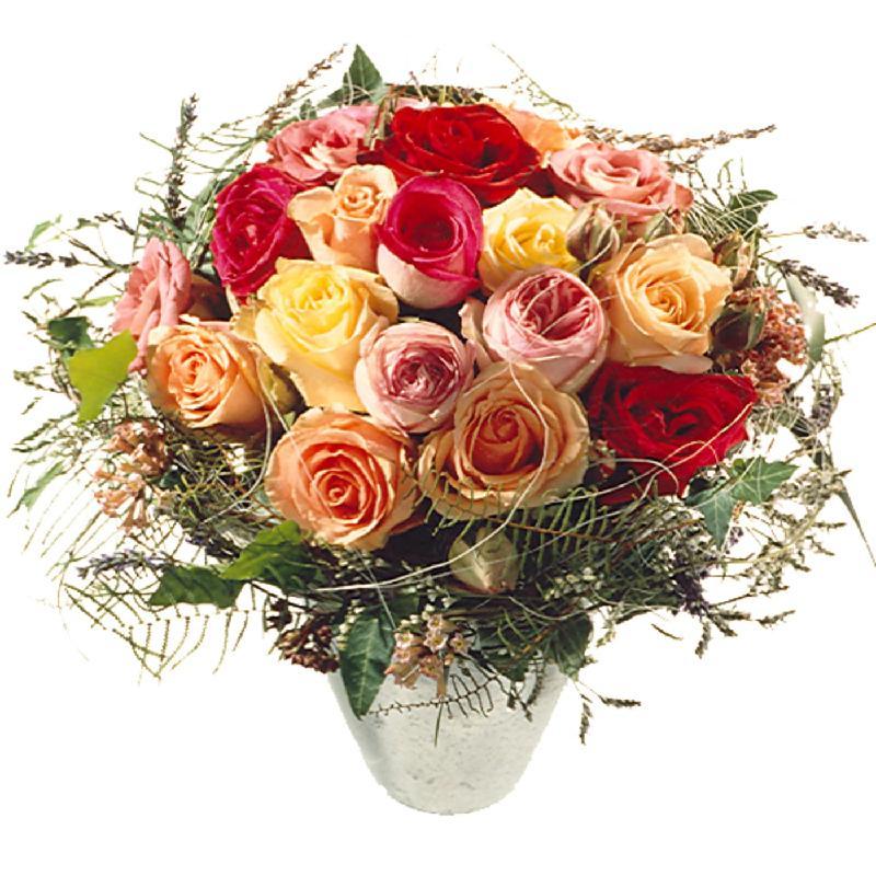Bouquet de fleurs Rose Dream