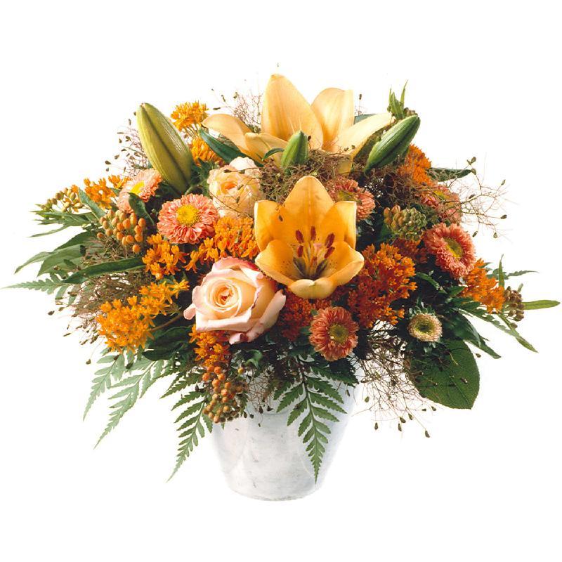 Bouquet de fleurs Vitality