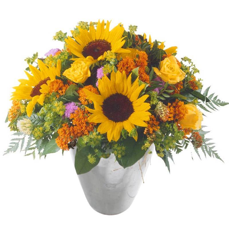 Bouquet de fleurs Summer Festival