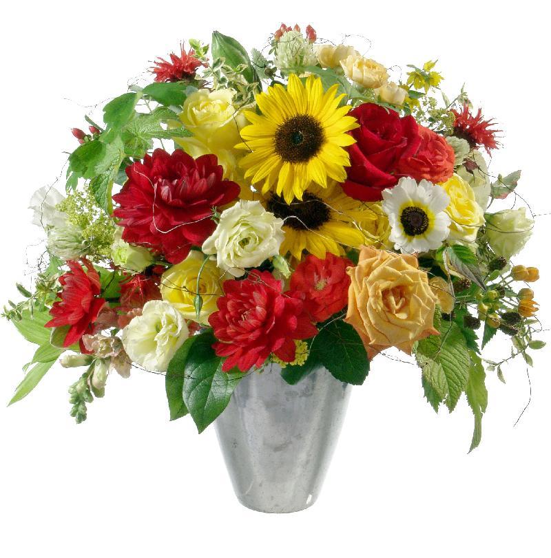 Bouquet de fleurs Summer Magic
