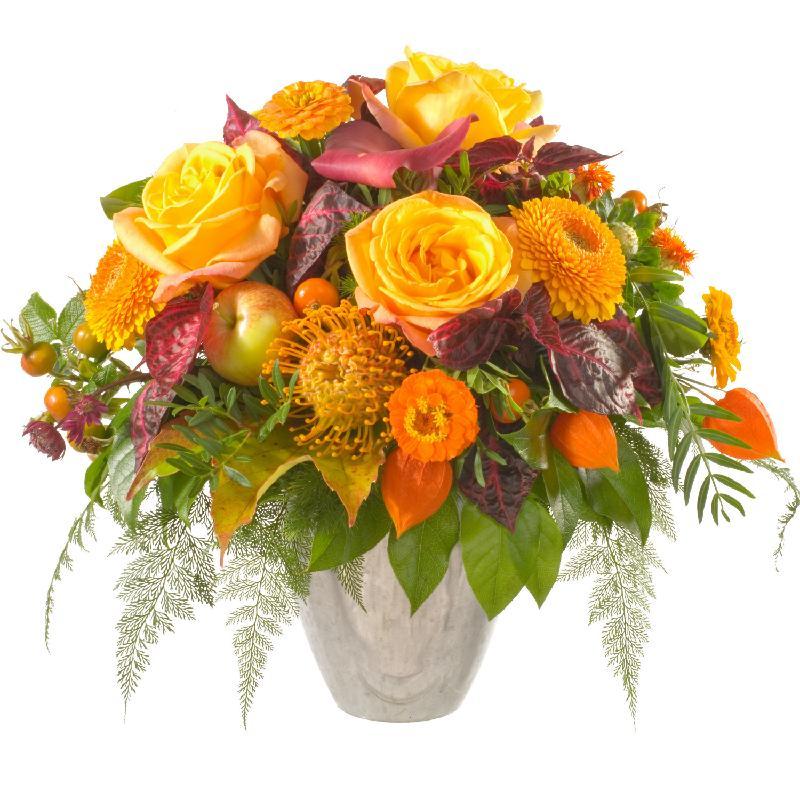 Bouquet de fleurs Spirit of Indian Summer