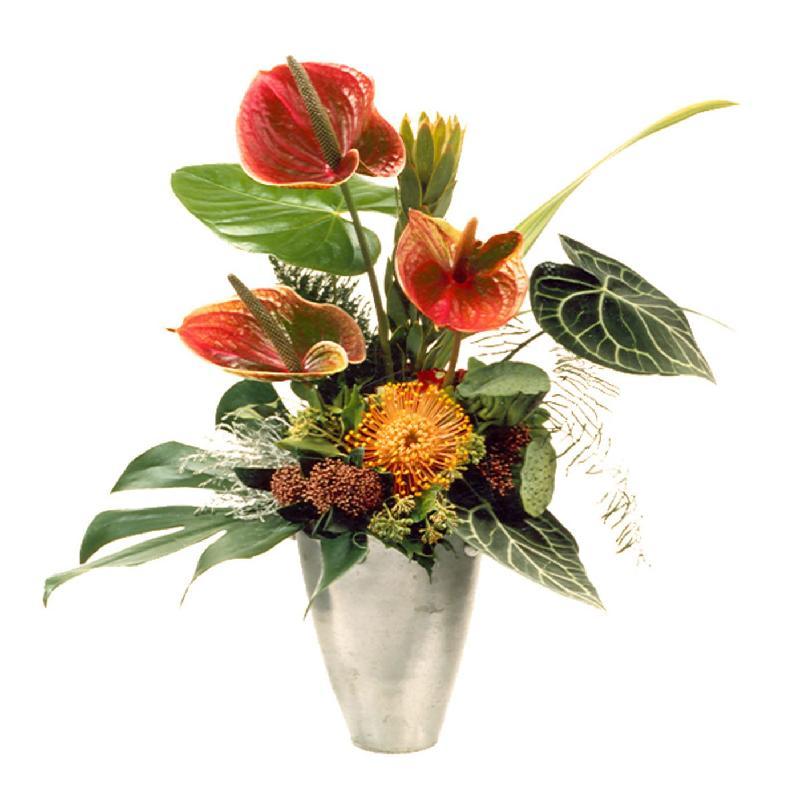 Bouquet de fleurs Exotic Indian Summer