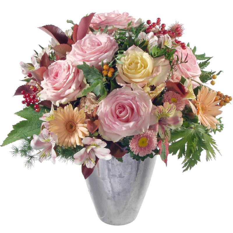 Bouquet de fleurs Romantic Indian Summer