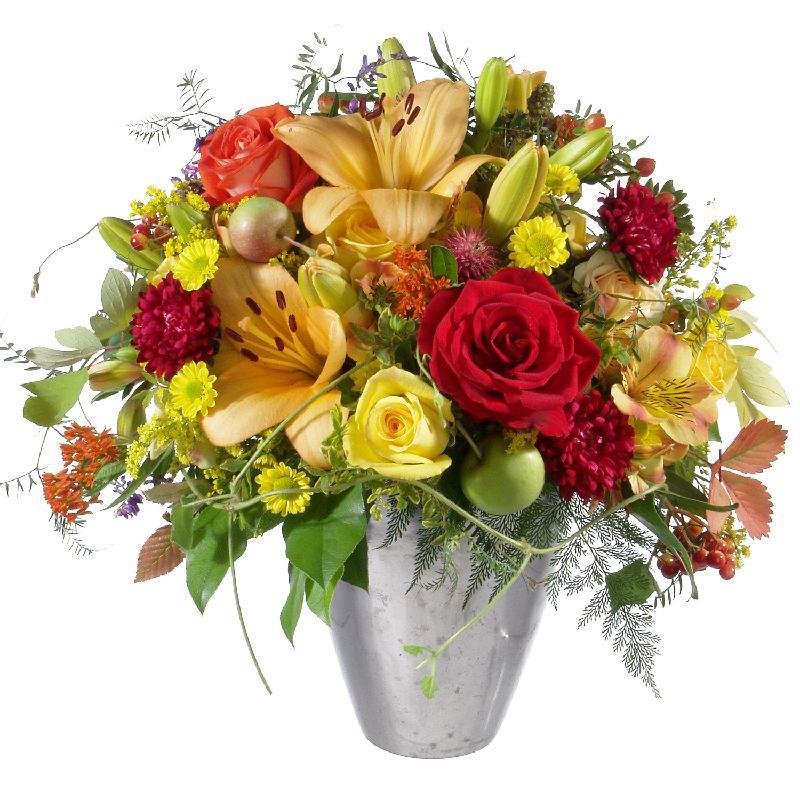 Bouquet de fleurs October Bouquet of the Month