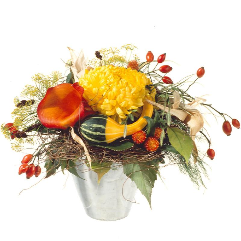 Bouquet de fleurs Funny Indian Summer