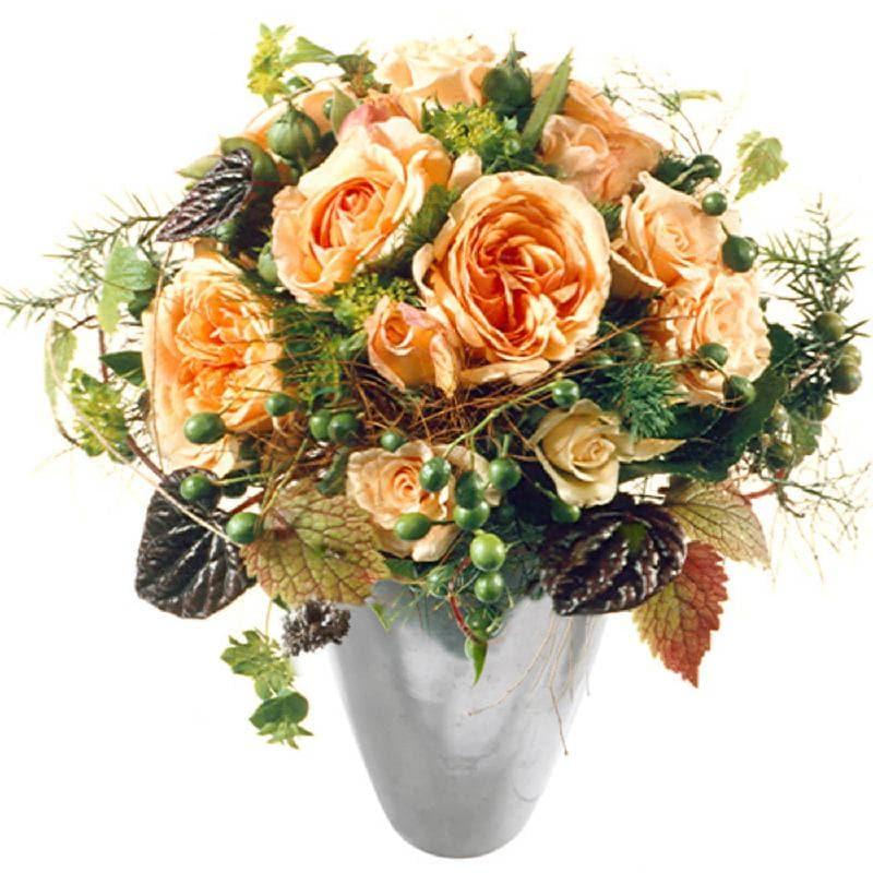 Bouquet de fleurs Tender Winter Roses