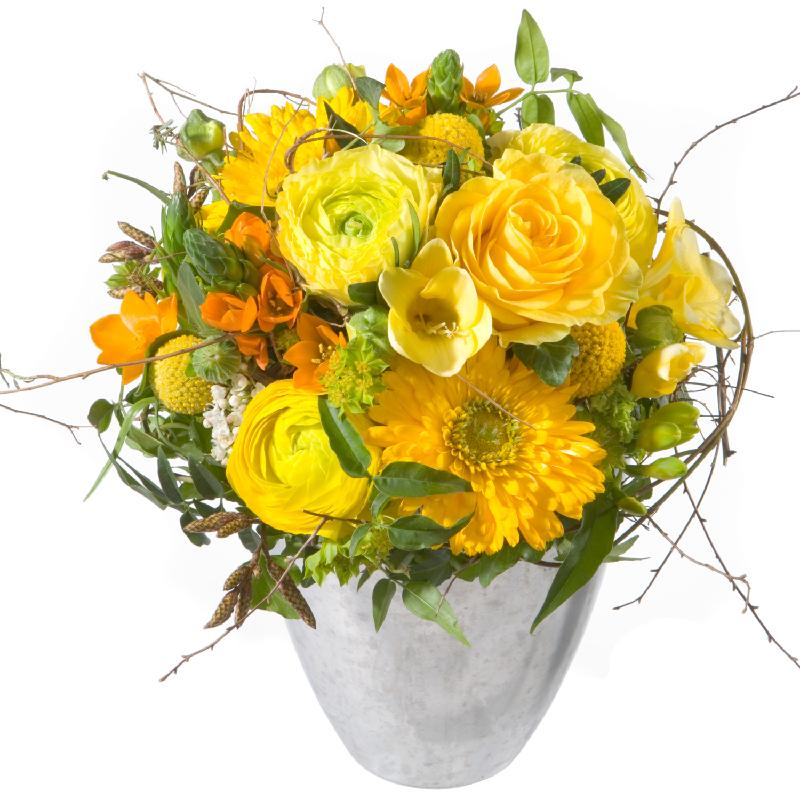 Bouquet de fleurs Little Sunshine