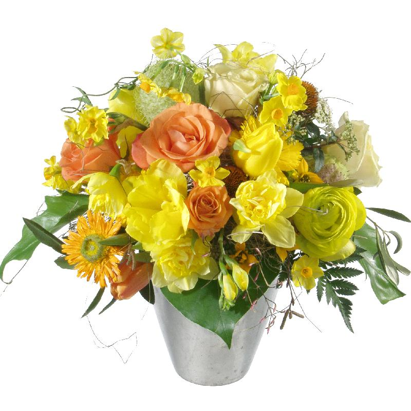 Bouquet de fleurs Hurray, Spring is Here