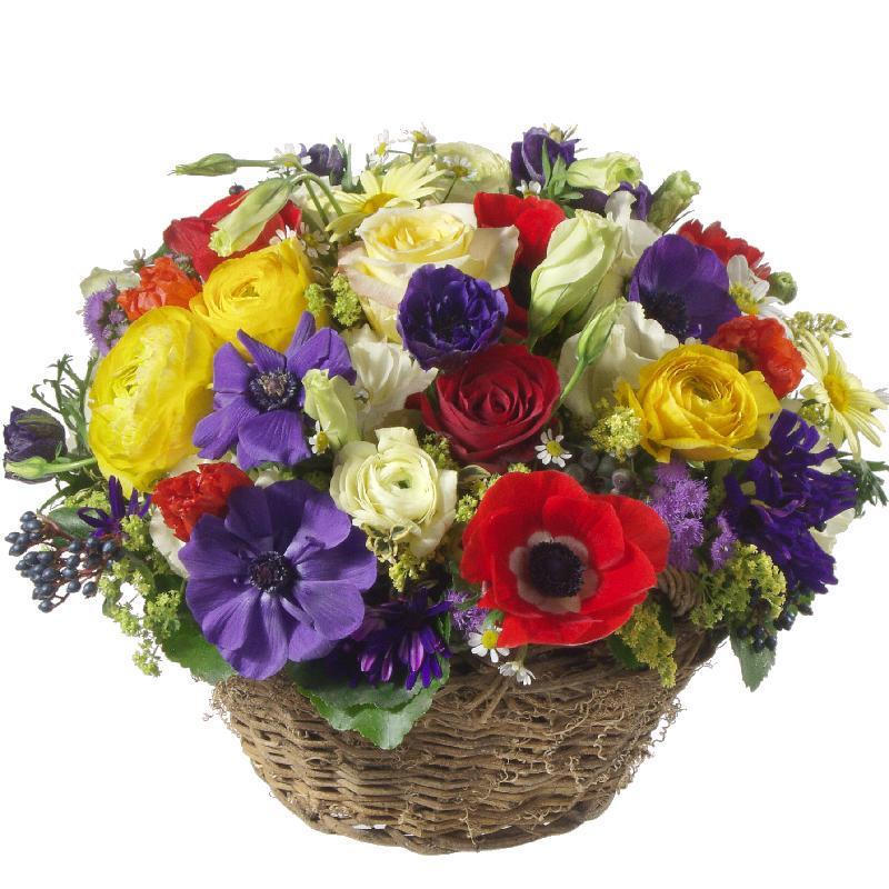 Bouquet de fleurs Colorful Surprise