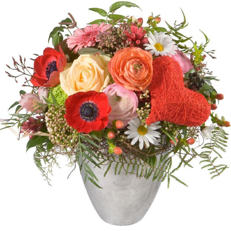 Bouquet de fleurs Valentine's Day Bouquet