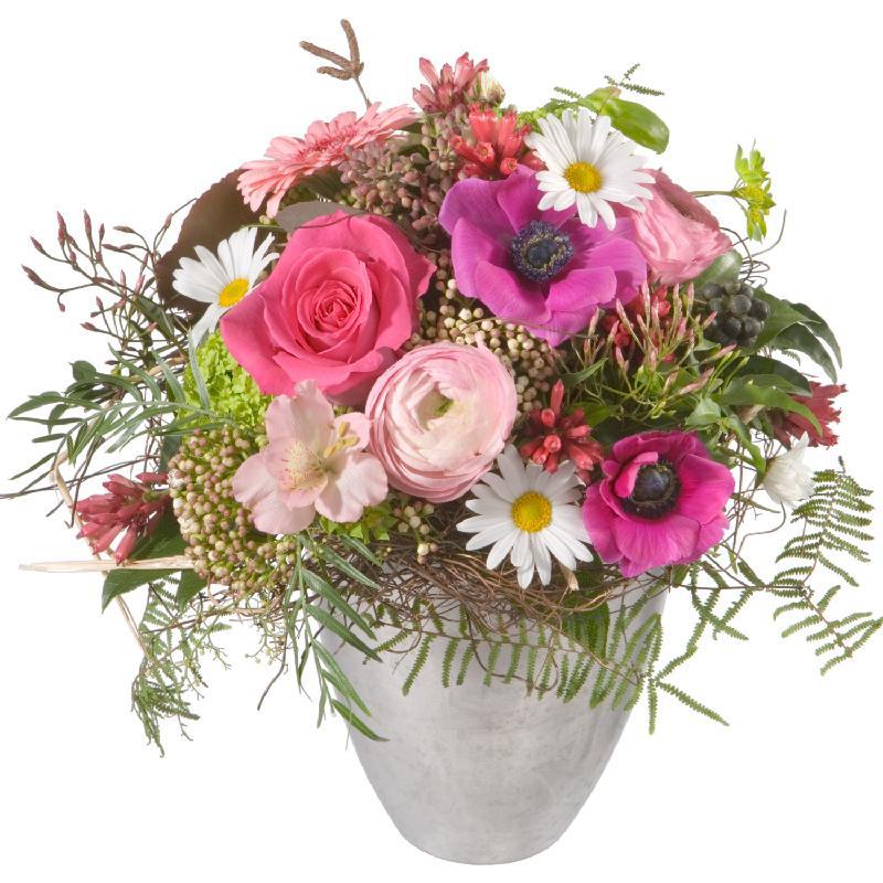 Bouquet de fleurs Soft Springmeadow