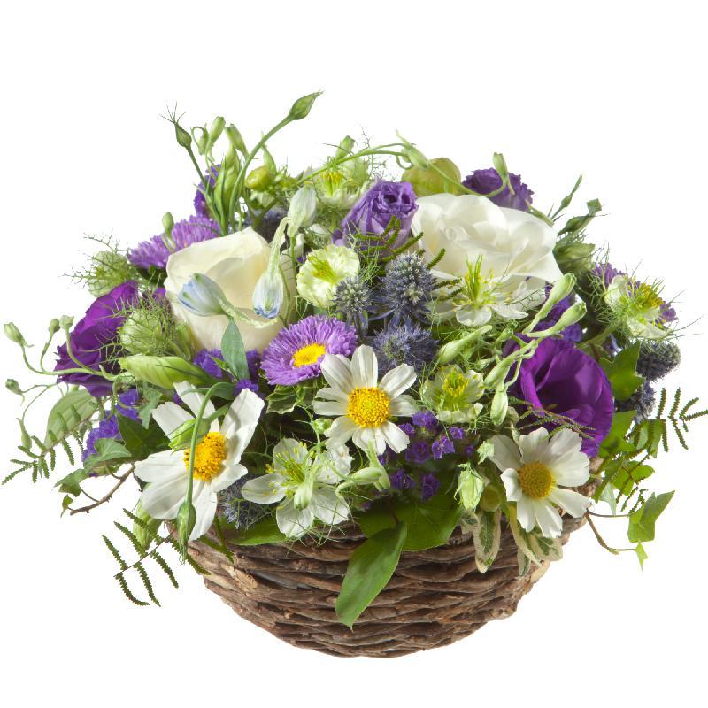 Bouquet de fleurs Beautiful Summer Basket