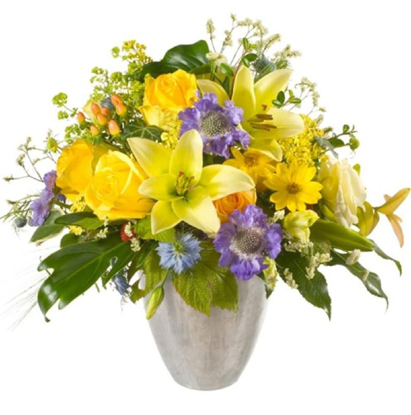 Bouquet de fleurs Summer Sunshine