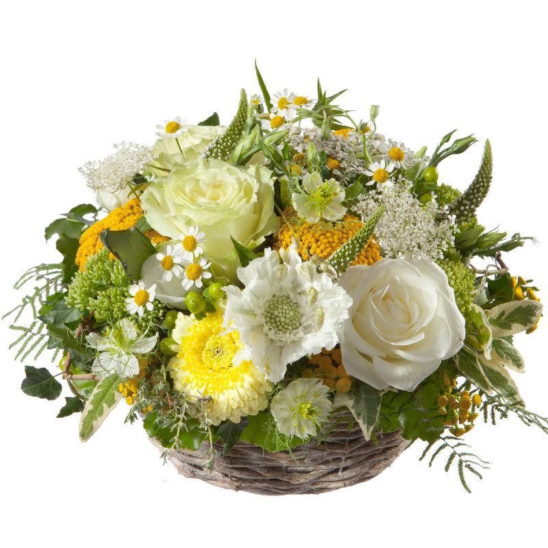 Bouquet de fleurs Sunny Days