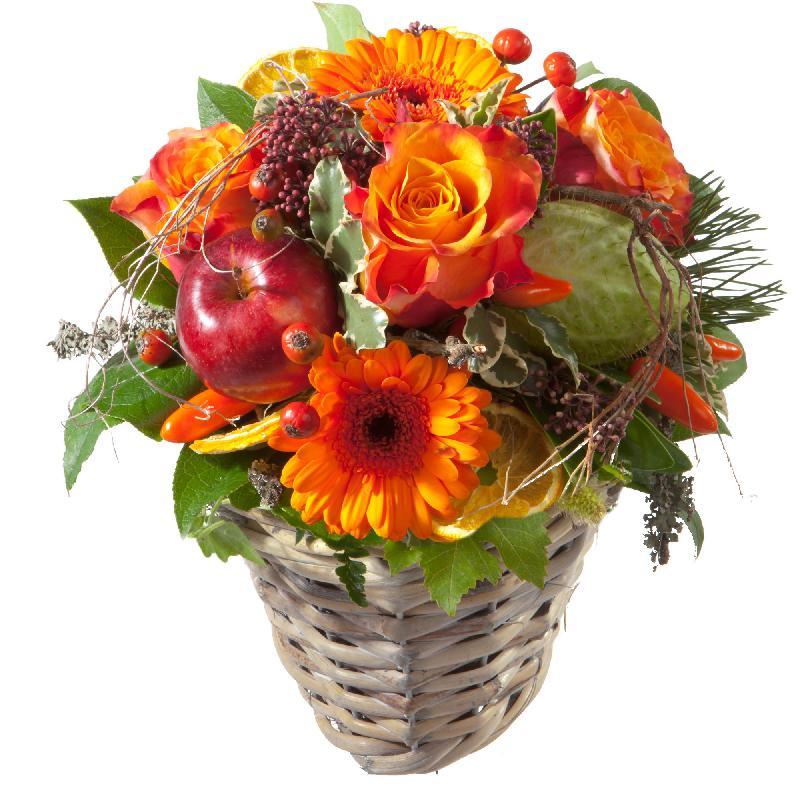 Bouquet de fleurs Indian Summer Surprise